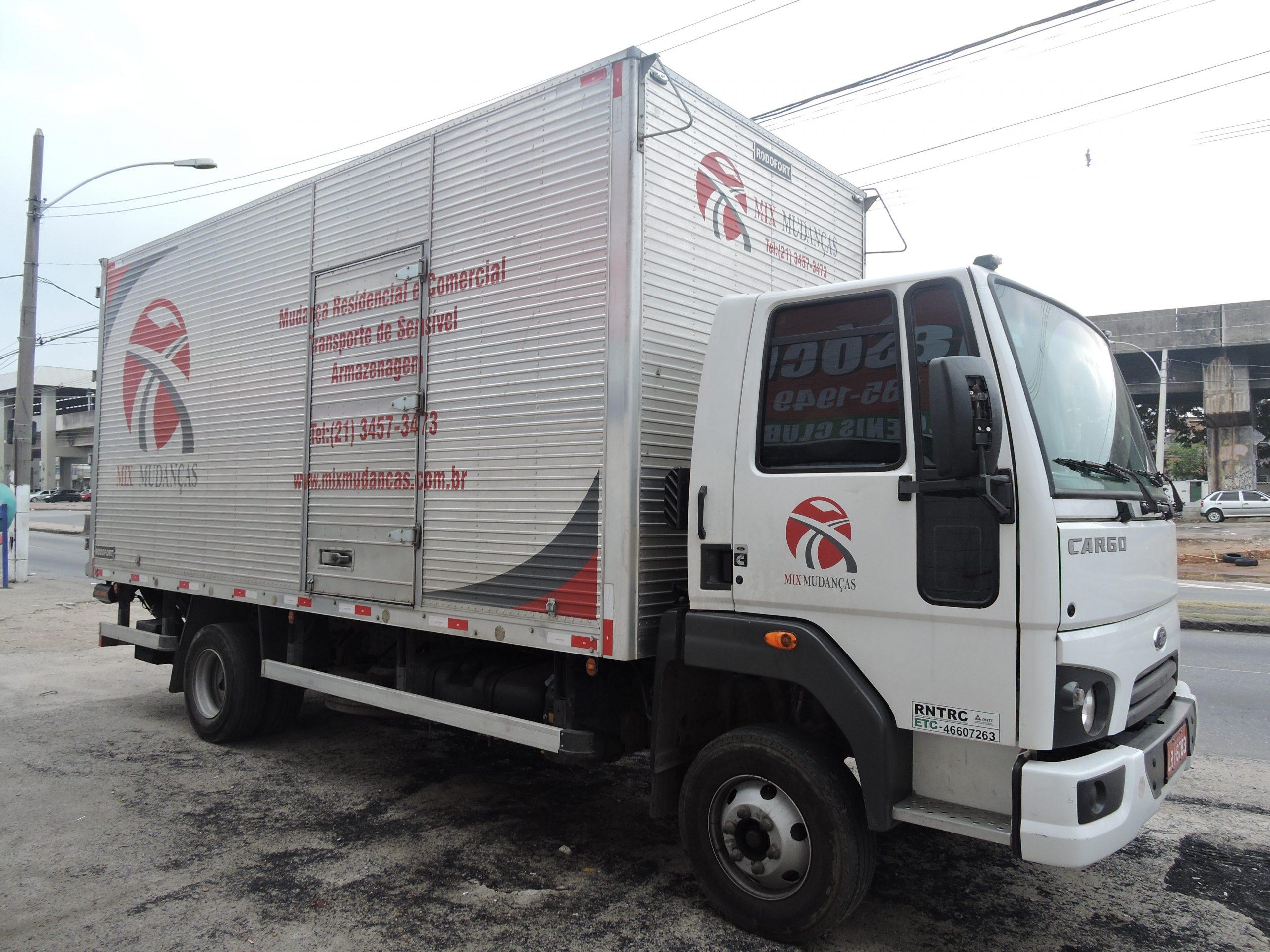 Transporte de Cargas Sensíveis RJ - Mudanças RJ